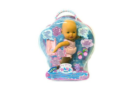 BABY born Мама, смотри, я могу плавать.  805763. Артикул.