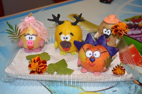 Поделки на тему осень – babyblog