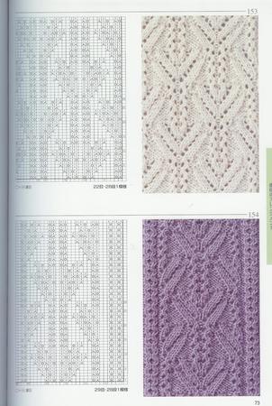 вязание летних кофточек из