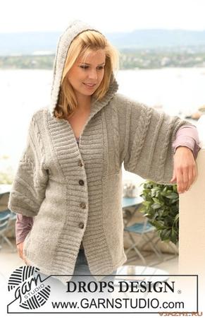 Рубрика: Вязание спицами для женщин Кардиганы Метки: cardigan knitting.