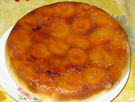 Рецепт пирога в мультиварке с абрикосом