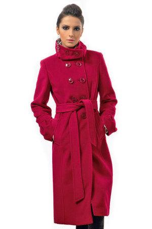 соваш зимнее пальто женское, утеплитель овечья шерсть, вязание пальто.