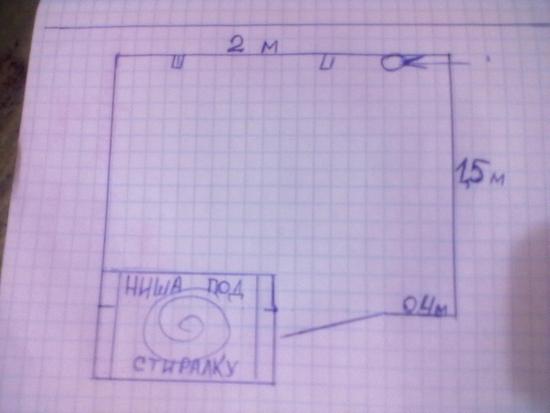 Как сделать дизайн проект ванной комнаты самим