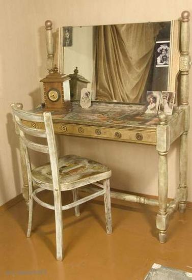 Важнейшим элементом прованского стиля в интерьере вашего жилища станет...