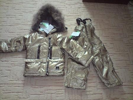 куртки зимние fun time