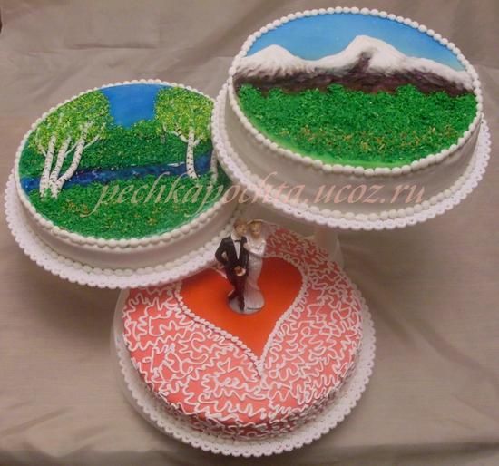 Торт медовый для детей фото 8