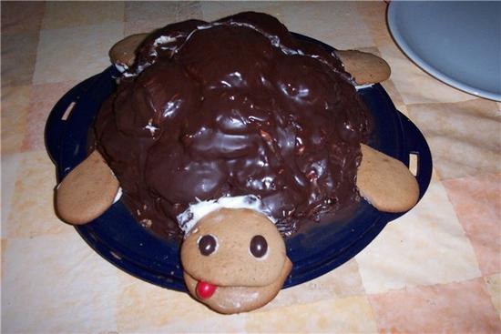 торт простые рецепты в домашних