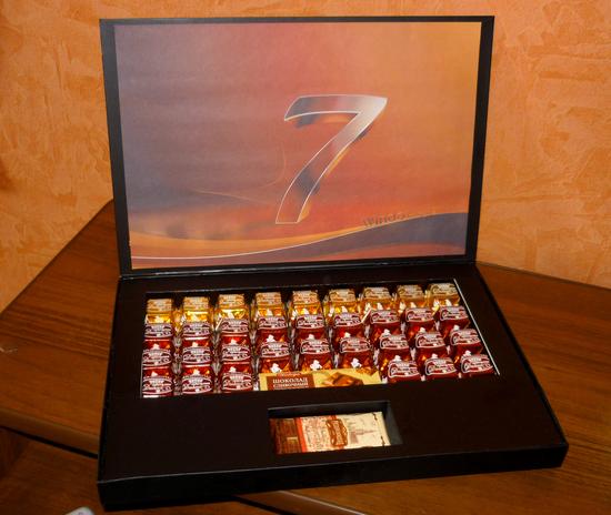 Что можно сделать из коробки конфет своими руками 21